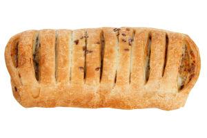 Бурекас гриби/курка/сир 120г,шт/кг Хлібпром
