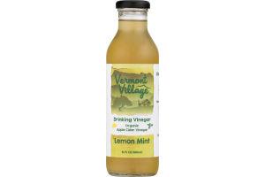 Vermont Village Drinking Vinegar Lemon Mint