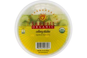 Sunbelt Organic Celery Sticks