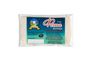 Сыр 55% с овечьего молока Фета молодая Lacon кг