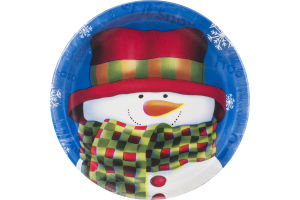 Smart Living Holiday Paper Plates Frosty Wonderland 8 3/4 in - 8 CT  sc 1 st  Listex & Smart Living Holiday Paper Plates Frosty Wonderland 8 3/4 in - 8 CT ...