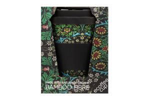 Чашка Ecoffee Cup бамбуковая 340мл в асcортим D-02