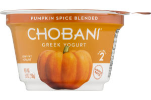 Chobani Greek Yogurt Kiwi Blended