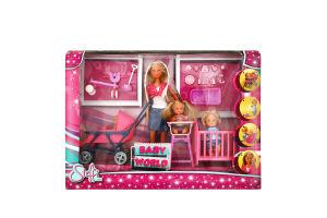 Набор игрушечный для детей от 3лет №5736350 Baby world Steffi Love 1шт