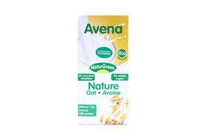 Молоко органическое из овса без сахара NaturGreen т/п 1л