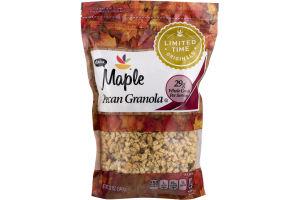 Ahold Granola Maple Pecan