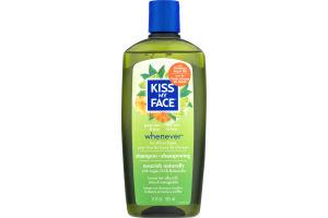 Kiss My Face Green Tea & Lime Whenever Shampoo Nourish Naturally