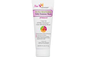 VH Essentials Tea Tree Oil & Prebiotic Daily Feminine Wash