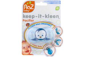 RaZ Baby Keep-It-Kleen Pacifier