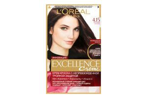 Фарба для волосся Loreal Excellence Creme 4 15