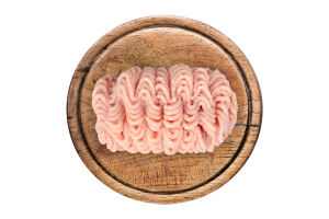 Фарш индюшиный из филе охлажденный фасованный