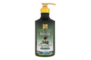 Крем-гель для душа с оливковым маслом и медом Health&Beauty 780мл