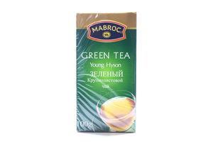 Чай зел.Хіссон Маброк 100г
