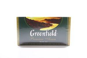Чай черный Premium Assam Greenfield к/у 25х2г