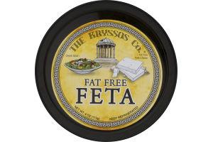 The Kryssos Co. Fat Free Cheese Feta