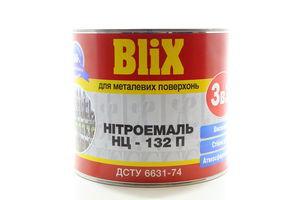 """ЕМАЛЬ НЦ-132П """"BLIX"""" ГОСТ БІЛА 1,8КГ"""