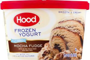 Hood Frozen Yogurt Fat Free Mocha Fudge
