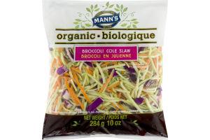 Mann's Organic Biologique Broccoli Cole Slaw