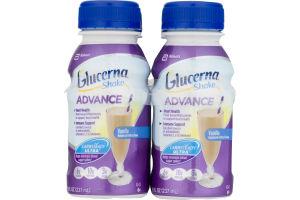 Glucerna Shake Advance Vanilla - 4 PK