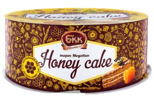 Торт БКК Медовик Honey cake 850г