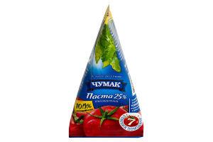 Паста томатная Чумак эколин 70г