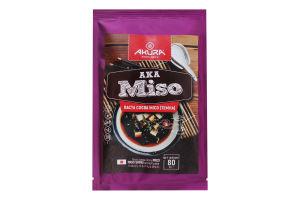 Паста соєва темна Miso Akura м/у 80г