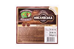 Колбаса нарезка Салями Охотничья Укрпромпостач-95 в/к п/у 140г