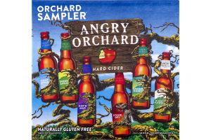 Angry Orchard Hard Cider Sampler - 12 CT