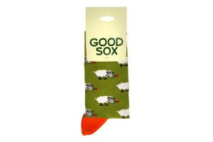 Шкарпетки жіночі GoodSox Lovely Sheep №206-30 23-25