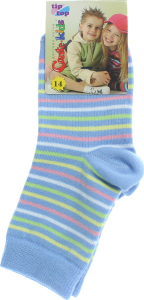 CONTE-KIDS TIP-TOP Шкарпетки дитячі р.14 076 блакитний