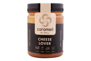 Паста кондитерська Карамель з блакитними сирами Cheese Lover Spell п/б 250г