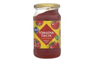 Паста томатная Премія стерилизованная 25%