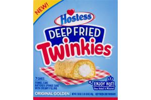 Hostess Twinkies Deep Fried - 7 CT