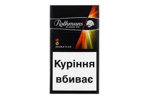 Сигареты с фильтром Rothmans Demi Double Click 20шт