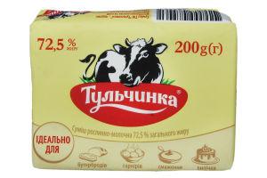 Суміш Тульчинка рослинно-вершкова 72,5% 200г х20