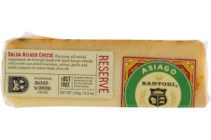 Sartori Asiago Cheese Salsa