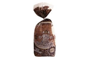 Хлеб половинка в нарезке Салтовский Салтівський хлібзавод м/у 0.5кг