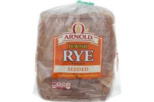 Arnold Jewish Rye Bread Seeded
