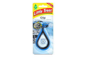 Освіжувач повітря №9748.1 New Car Clip Little Trees 1шт