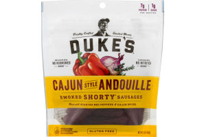 Duke's Smoked Shorty Sausage Cajun Style Andouille