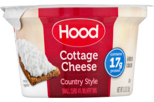 Hood Cottage Cheese Country Style Small Curd