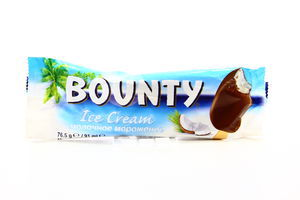 Морозиво Bounty Ice Cream 76,5г