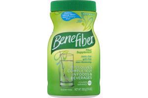 Benefiber Fiber Supplement Sugar-Free 125 Powder Servings