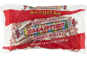 Smarties Candy Rolls Assorted Flavors