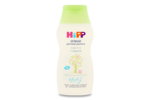 Шампунь для волосся М'який Babysanft Hipp 200мл