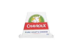 Сыр 49% с козьего молока Chavroux п/у 150г