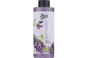 Etos Bath Foam Lavender Tea