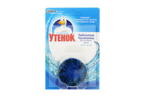 "ТУ Таблетка Чистоти для зливного бачка 50 ""Морской"""
