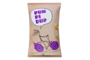 Попкорн зі смаком сиру пармезан Pumpidup м/у 90г