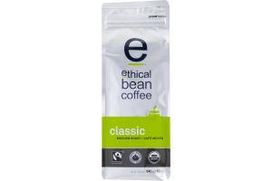 Ethical Bean Coffee Whole Bean Arabica Coffee Classic Medium Roast